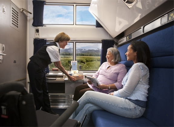 Learn About The Amtrak Onboard Experience